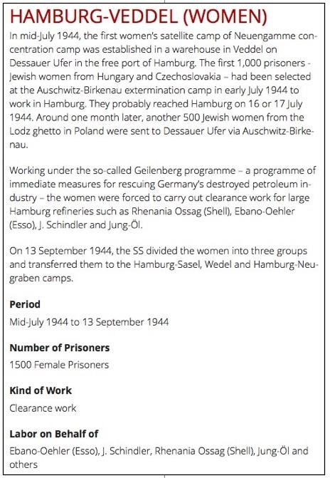 CHAPTER 13: Royal Dutch Shell and Nazi slave labor – Shell